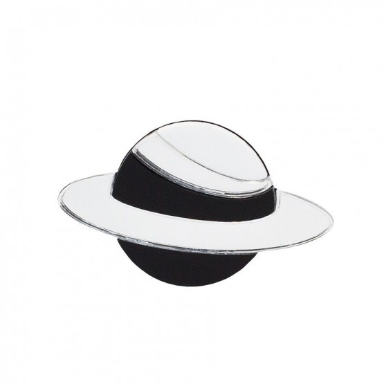 Брошь Planet Saturn XL