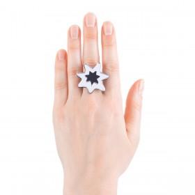 Кольцо Silver Star